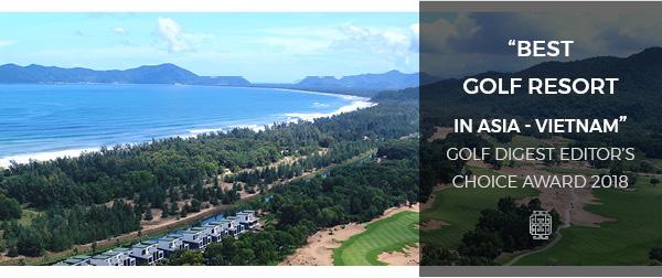 Best Golf Resort in Asia - Vietnam