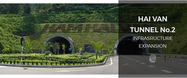 Hai Van Tunnel No.2